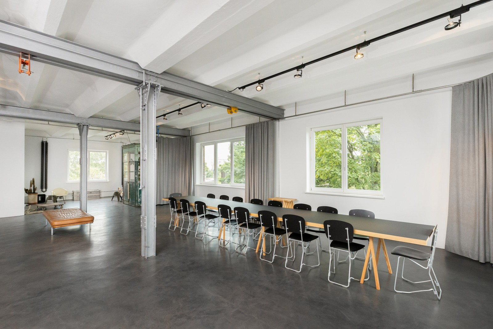 Innenarchitektur Office Eventlocation Weststadt Darmstadt 5